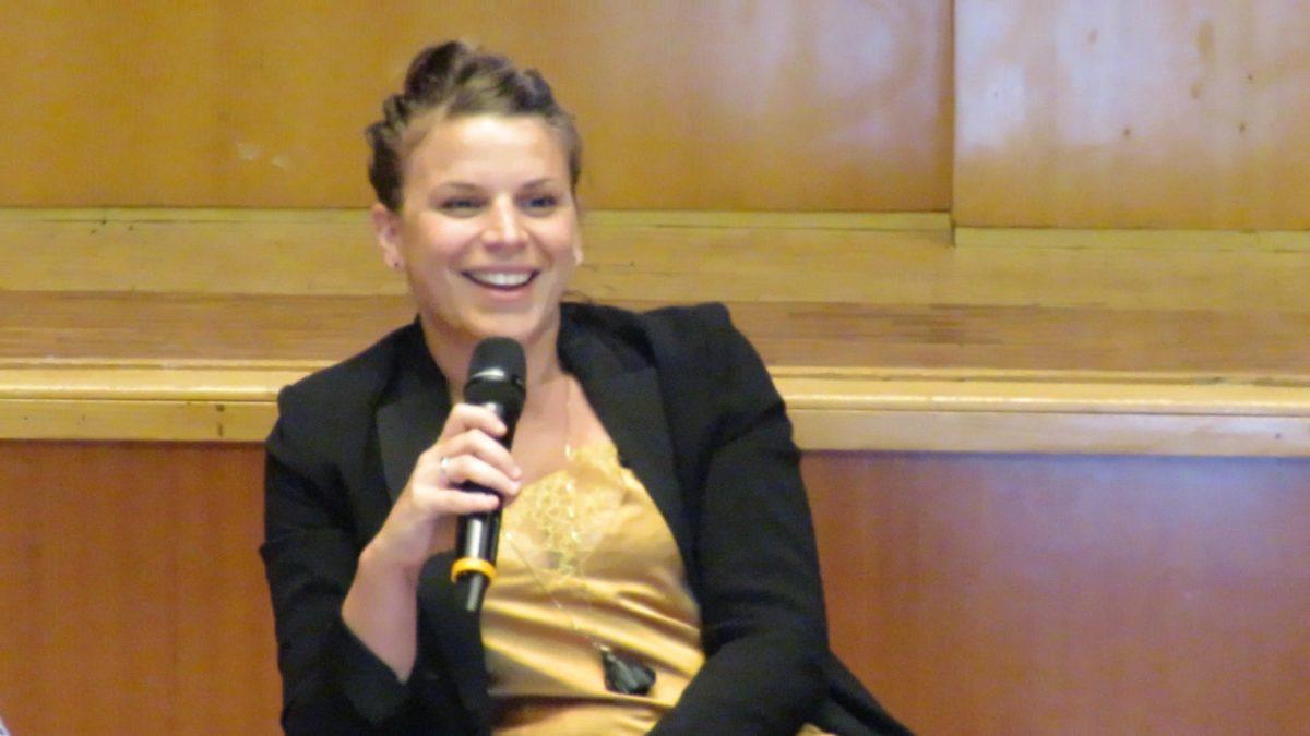 Fanny Thévenoud : Une communicante au service de sa région