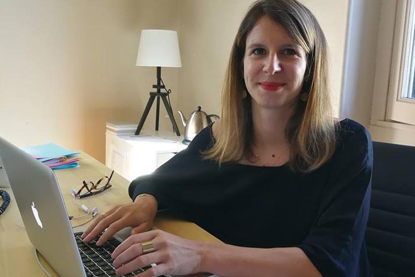 Portrait de Clémentine Berthomé, zoom sur une account manager passionnée