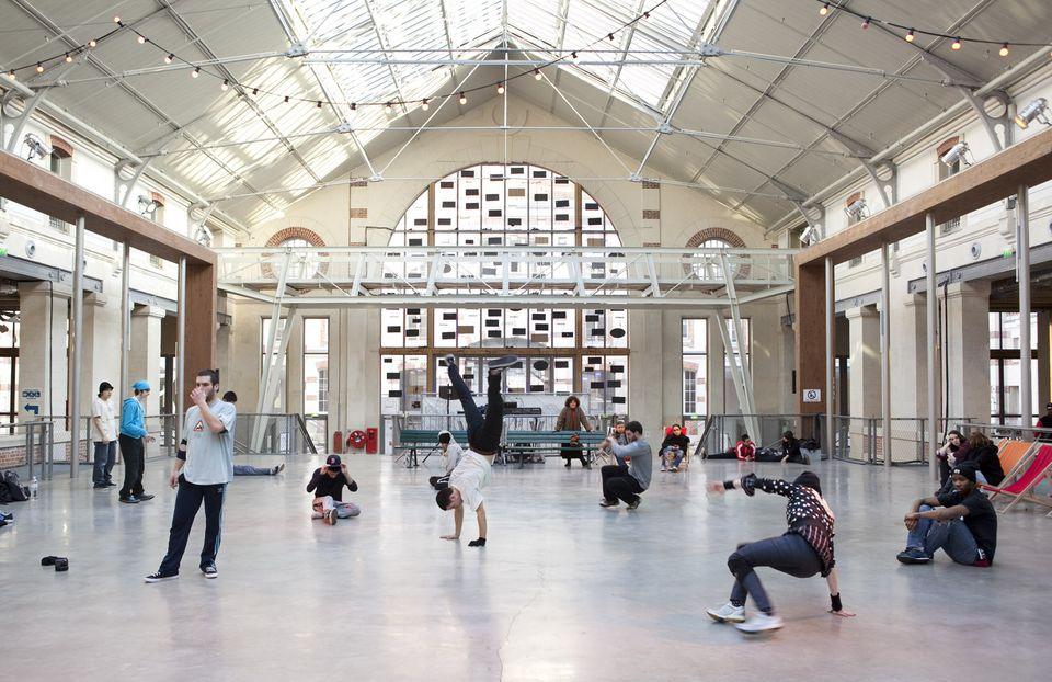 Le 104, en plein Paris, un lieu d'émancipations culturelles – J4