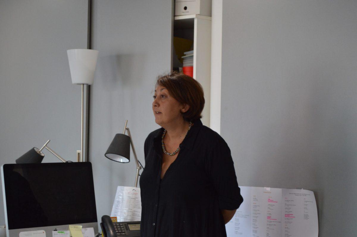 Marie Charrière et la communication d'influence