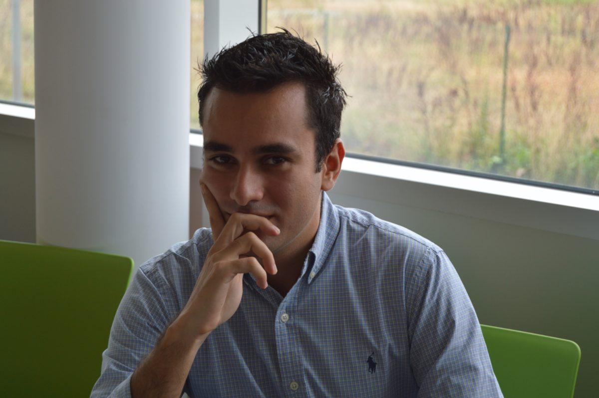 Nicolas Fouin, au service du digital