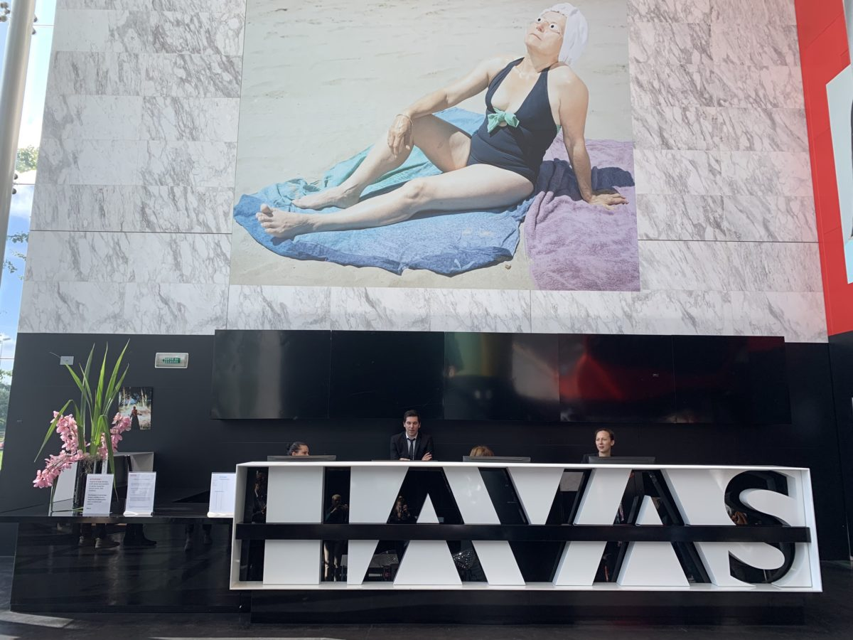C3- Au coeur du premier groupe publicitaire de France, Havas