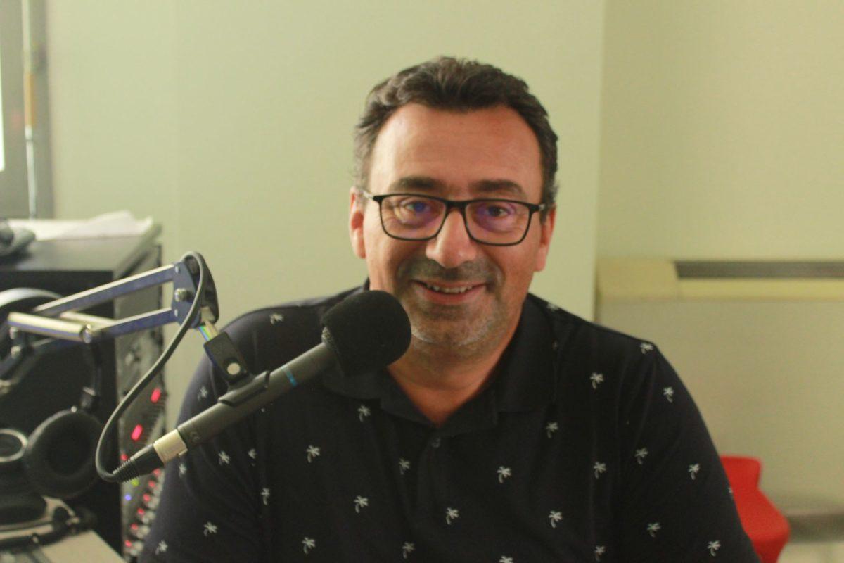 STÉPHANE CAMIN, JOURNALISTE RADIO : BIEN PLUS QU'UN MÉTIER, UNE RÉELLE PASSION