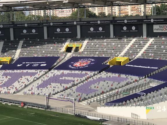 Les différents réseaux sociaux du Toulouse Football Club