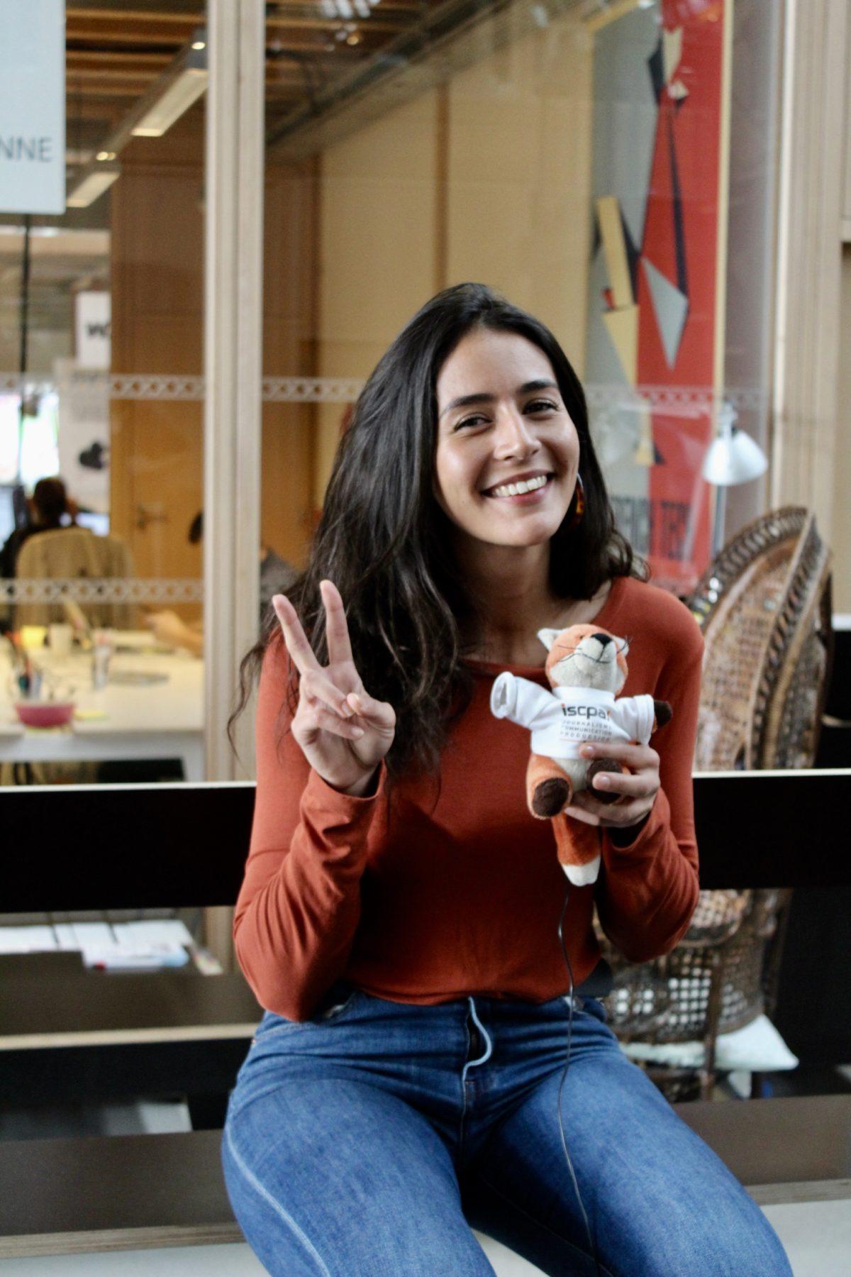 Portrait de Sana Chennoufi : passionnée par sa vocation