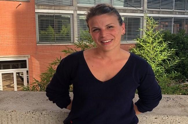 Fanny Thevenoud, communicante engagée pour sa région