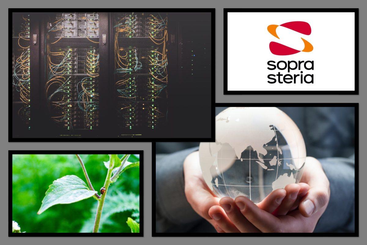 INTERVIEW. «Sopra c'est le développement informatique écologique»