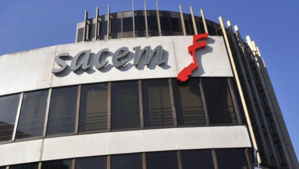 l'IC10 à l'écoute de la SACEM !