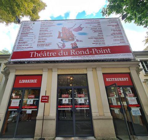 EQ6- Le Théâtre du rond Point , un endroit curieux