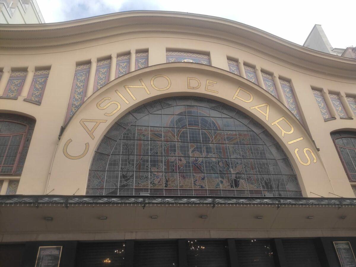EQ06- Le Casino de Paris, une salle polyvalente