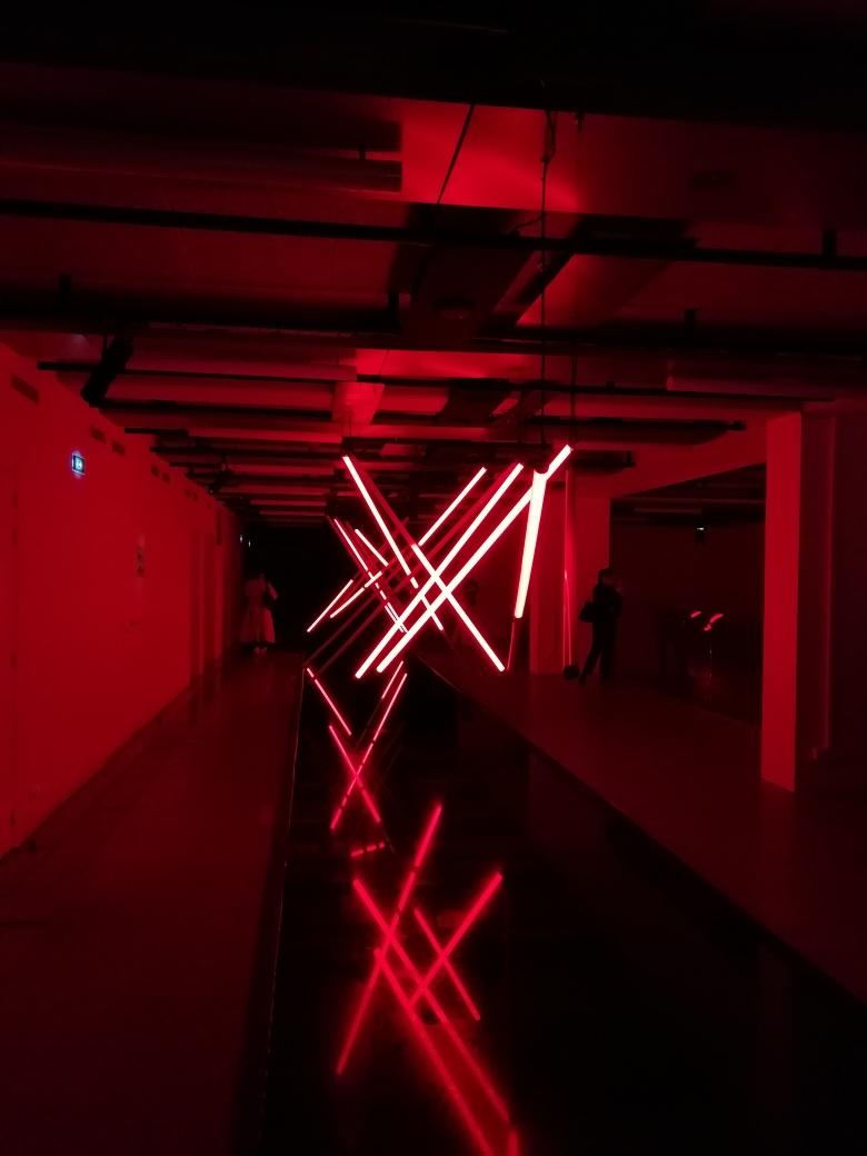 EQ06 – La Gaieté Lyrique : dans l'obscurité, la lumière