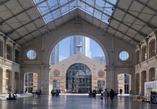 EQ08- IC1- Le Centquatre-Paris, la diversité au rendez-vous