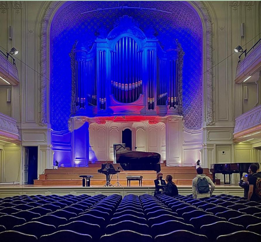 EQ11 – Gaveau : 110 ans du paysage musical parisien