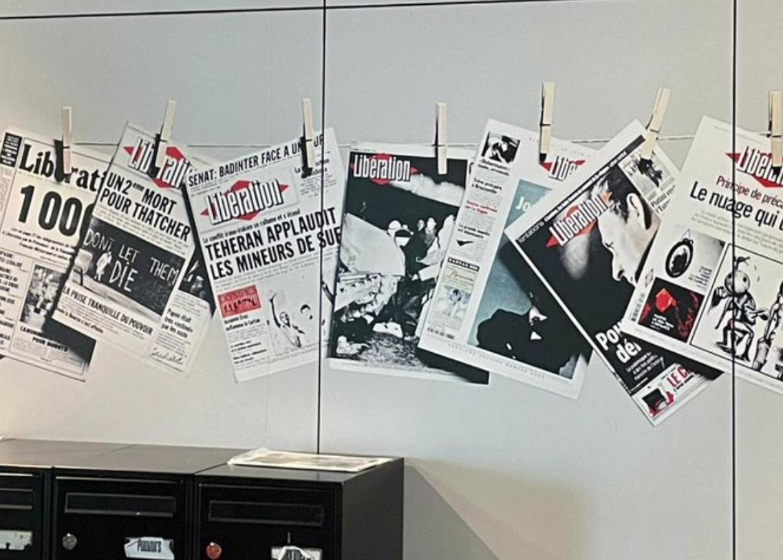 EQ11 – Libération : « Le journal libertaire de gauche »