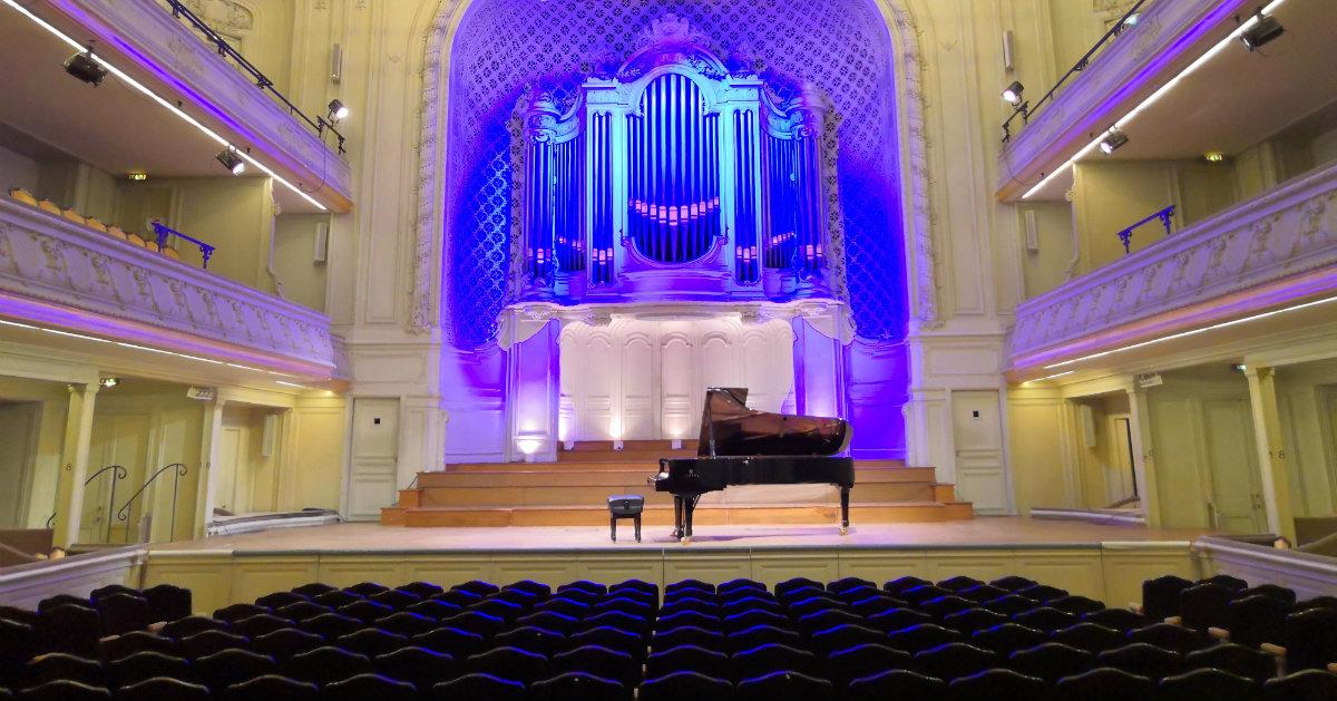 EQ12- Au cœur de l'une des plus mythiques salles de spectacle parisienne