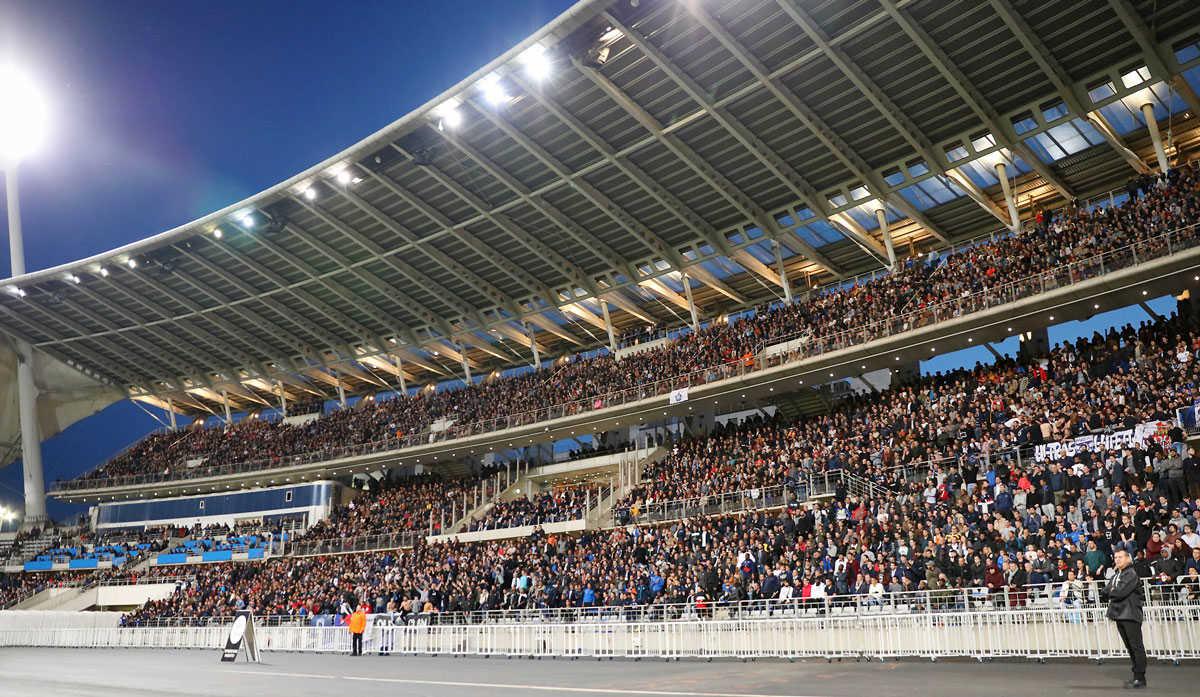 EQ12- Match PFC-Nîmes Charléty